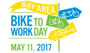 Bay Area Bike to Work Day