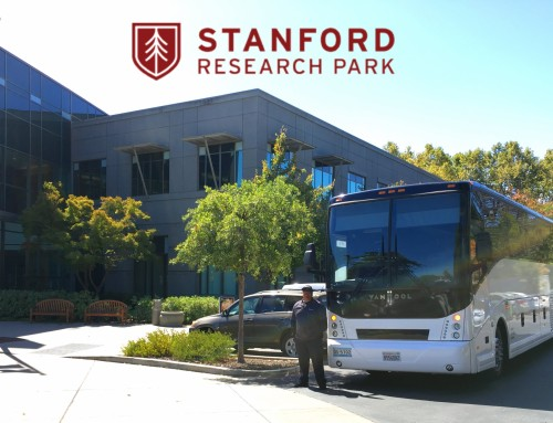 WeDriveU welcomes Stanford Research Park