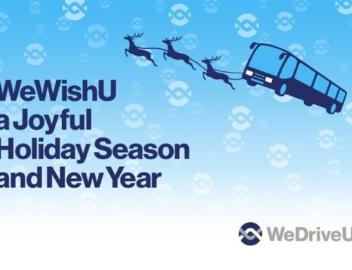 Happy Holidays from WeDriveU