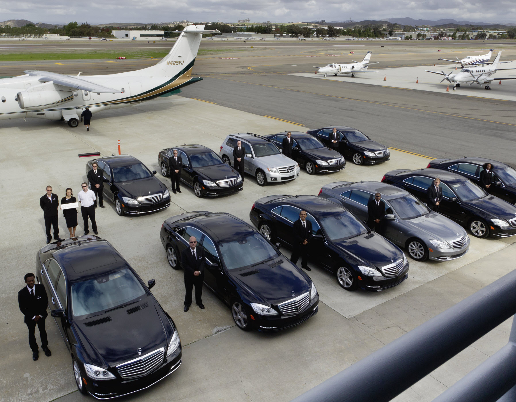 Mercedes-Benz Selects WeDriveU