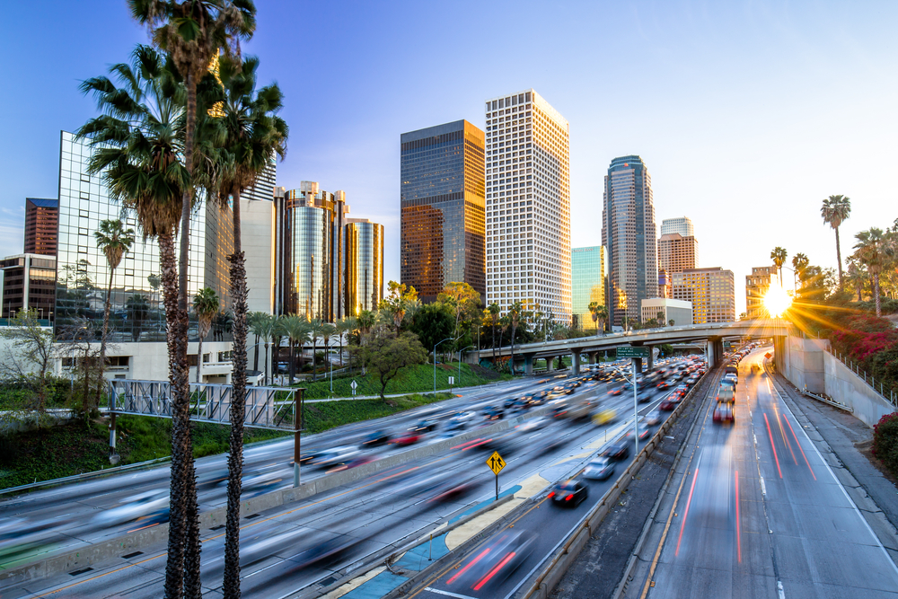Expands to Southern California