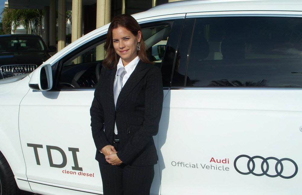 Audi A8 Launch