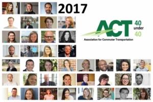 2017 ACT 40 Under 40 Awards