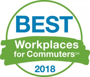 Best Workplaces for Commuters WeDriveU