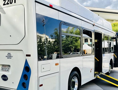 Campus Shuttles and On-Demand Rides for 100,000 Passengers