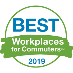 2019 Best Workplaces for Commuters