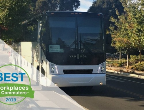 WeDriveU Clients Win 2019 Best Workplaces  for Commuters Awards