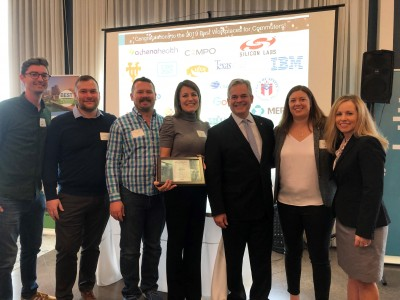 2019 Mayor's Breakfast Movability Austin Best Workplaces for Commuters