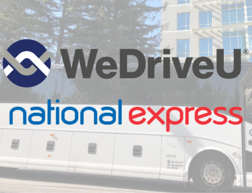 WeDriveU Announces Strategic Investment from National Express