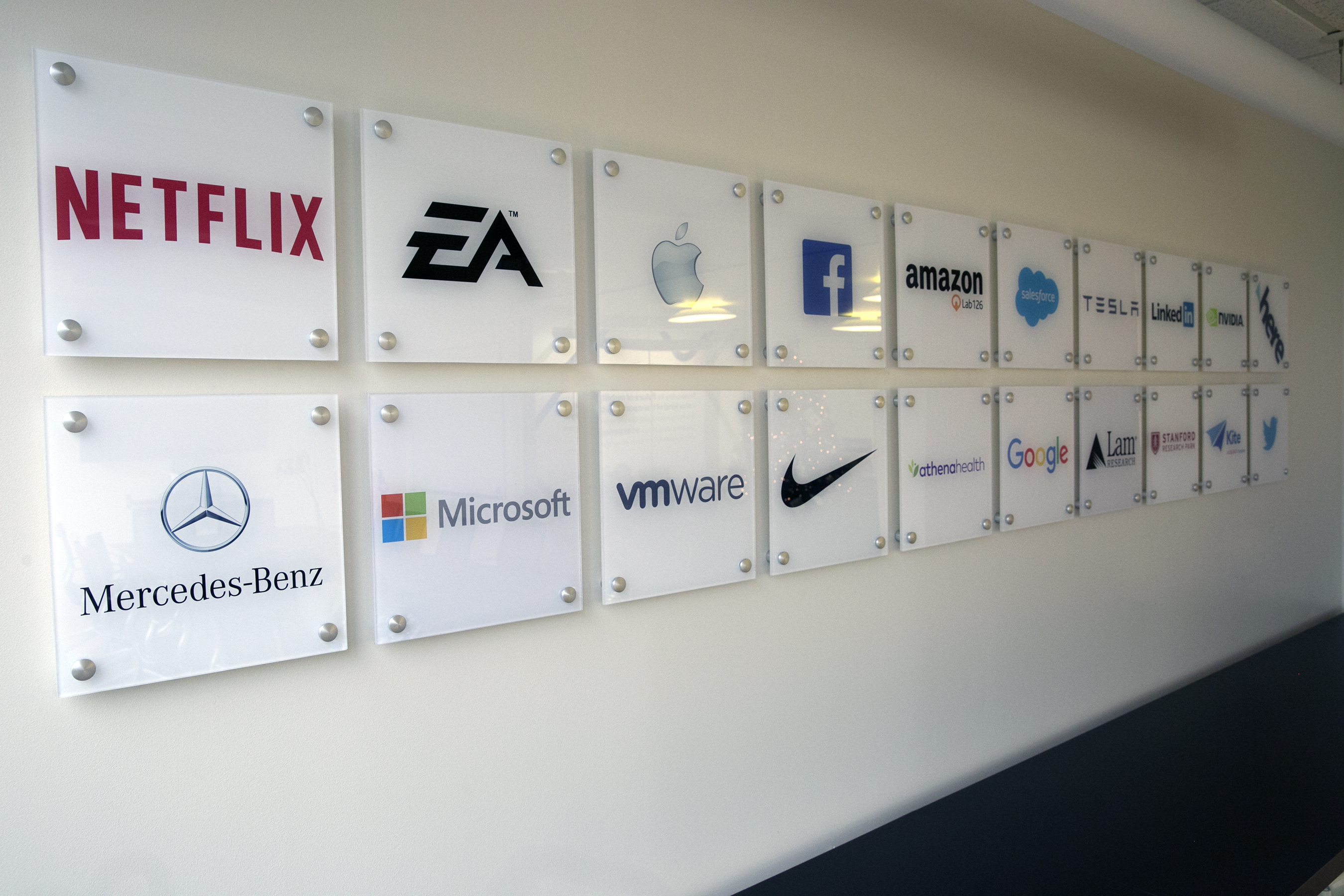 WeDriveU moves the world's leading brands