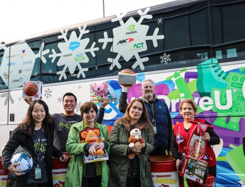 4th Annual WeDriveU Stuff The Bus Toy Drive