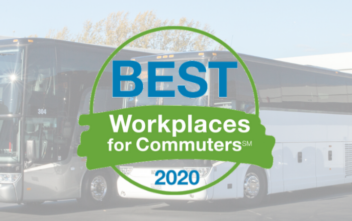WeDriveU Salutes Best Workplaces for Commuters Award Winning Clients