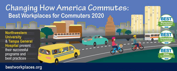 Changing How America Commutes Best Workplaces webinar