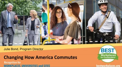 Changing How America Commutes Best Workplaces for Commuters webcast