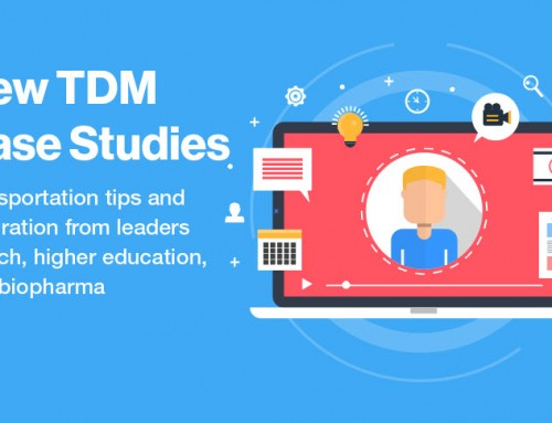 TDM Case Studies – How to Reshape Mobility