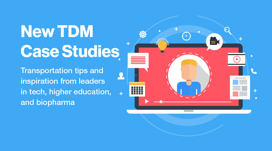 WeDriveU TDM Case Studies