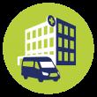 WeDriveU Hospital Shuttles icon