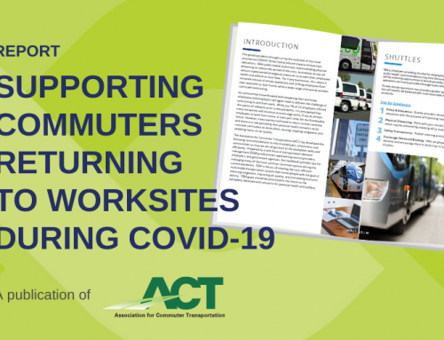 Report: Returning to Worksites During COVID-19