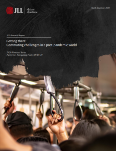JLL Report getting there commuting challenges post COVID