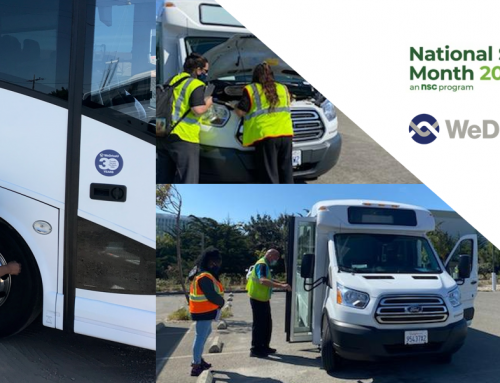WeDriveU Marks NSC's National Safety Month