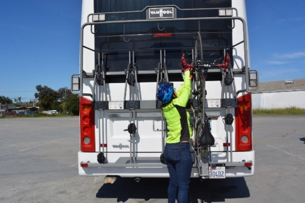 WeDriveU shuttle and bike safety resources